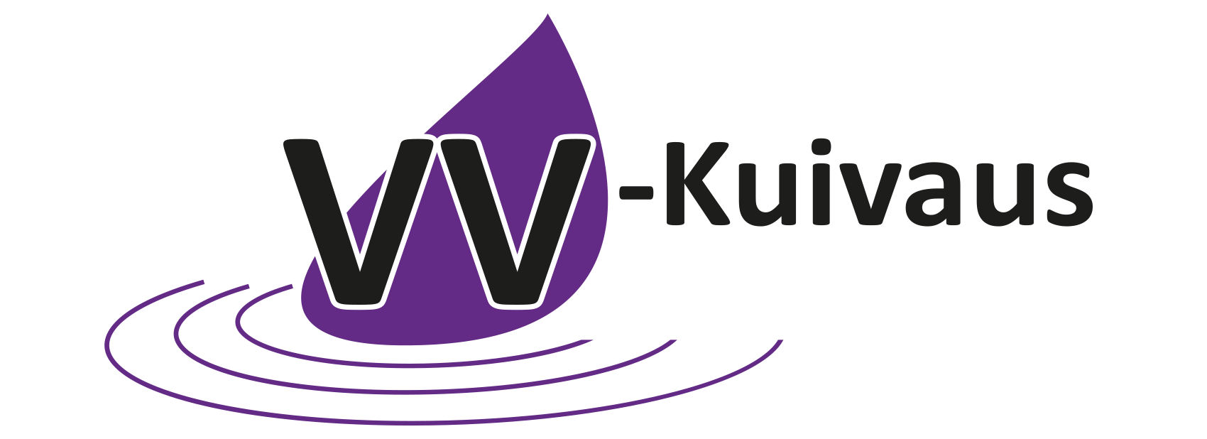 VV-kuivaus logo